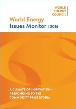 World energy issues monitor 2016: a climate of innovation – responding to the commodity price storm