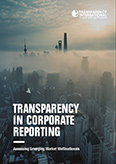 Transparency in corporate reporting: assessing emerging market multinationals