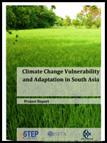 Climate change vulnerability and adaptation in South Asia