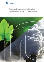 Equity and spectrum of mitigation commitments in the 2015 agreement