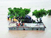 Gujarat flooding: 70 dead, thousands cut off as Saurashtra is hit by heavy rains