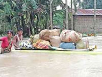 Flood situation grim in Odisha; Army, Air Force help sought
