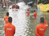 NDRF teams in Chittorgarh & Bhilwara, choppers on standby