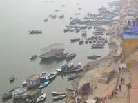 Rs. 3,000 cr. for projects to clean up the Ganga