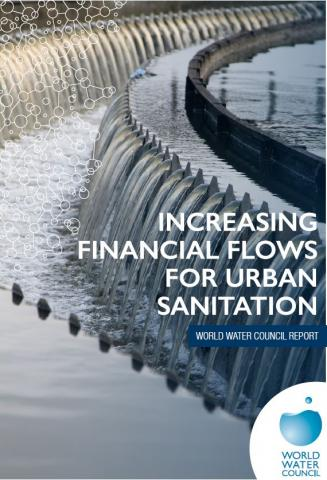 Increasing financial flows for urban sanitation
