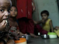UNICEF figures based on old data, malnutrition down by 25%, says CM Anandiben Patel