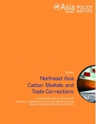 Northeast Asia carbon markets and trade connections