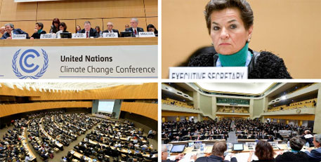 Ad Hoc Working Group on the Durban Platform for Enhanced Action (ADP), Second session, part eight, 8-13 February 2015, Geneva, Switzerland: negotiating text