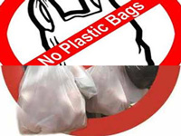 Jharsuguda bans polythene bags