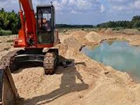 NGT approval leads to Plundering of Sand from Kosathalaiyar