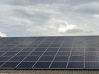 Solar power plant boost for NCI