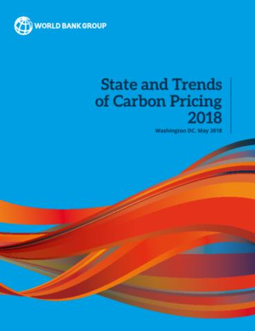 State and trends of carbon pricing 2018
