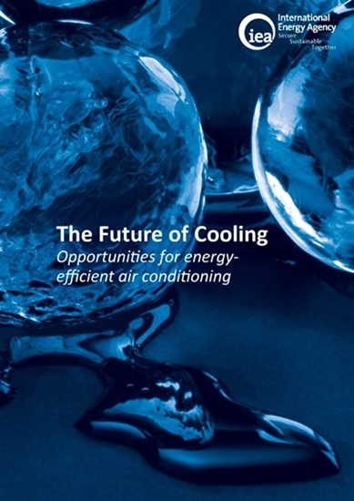 The future of cooling: opportunities for energy-efficient air conditioning