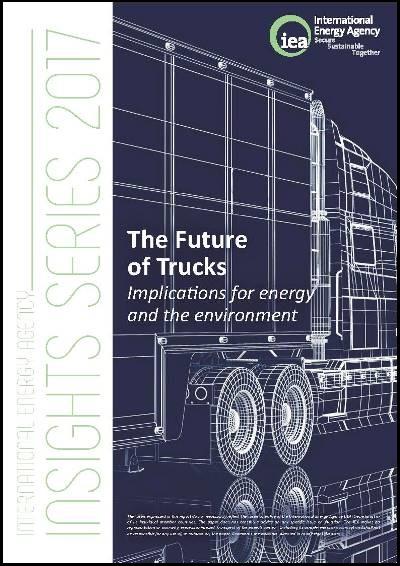 The future of trucks: implications for energy and the environment