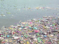 Curbs on garbage flow into Yamuna