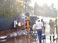 MMC unanimously resolves to shift ammonia tanks outside Vasco
