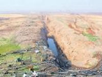 N-K flooding caused by loss of forest cover in Krishna basin'