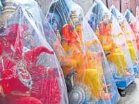 For Ganesh Chaturthi, this Bengaluru MP reminds us to choose eco-Ganesha idols
