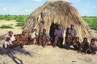 Government makes Bushmen`s return to forests difficult