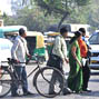 Policy paper for pedestrian movement in the Bangalore metropolitan region