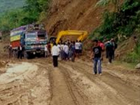 Landslides cut off Barak Valley, Tripura, Mizoram
