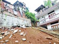 Admin steps to mitigate landslide disasters