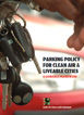 Parking policy for clean air and liveable cities: A guidance framework