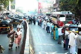 Walkability in Indian cities