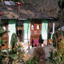 Harvesting solar energy in Uttarakhand